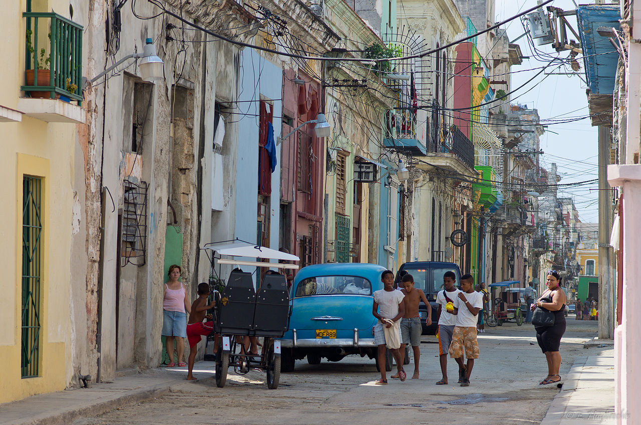 Sería lamentable que La Habana perdiera su fisonomía con los cambios