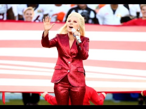 Lady Gaga, la elegida para el medio tiempo del Super Bowl de 2017