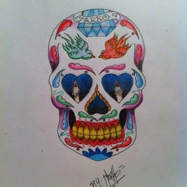 Calavera Tatto