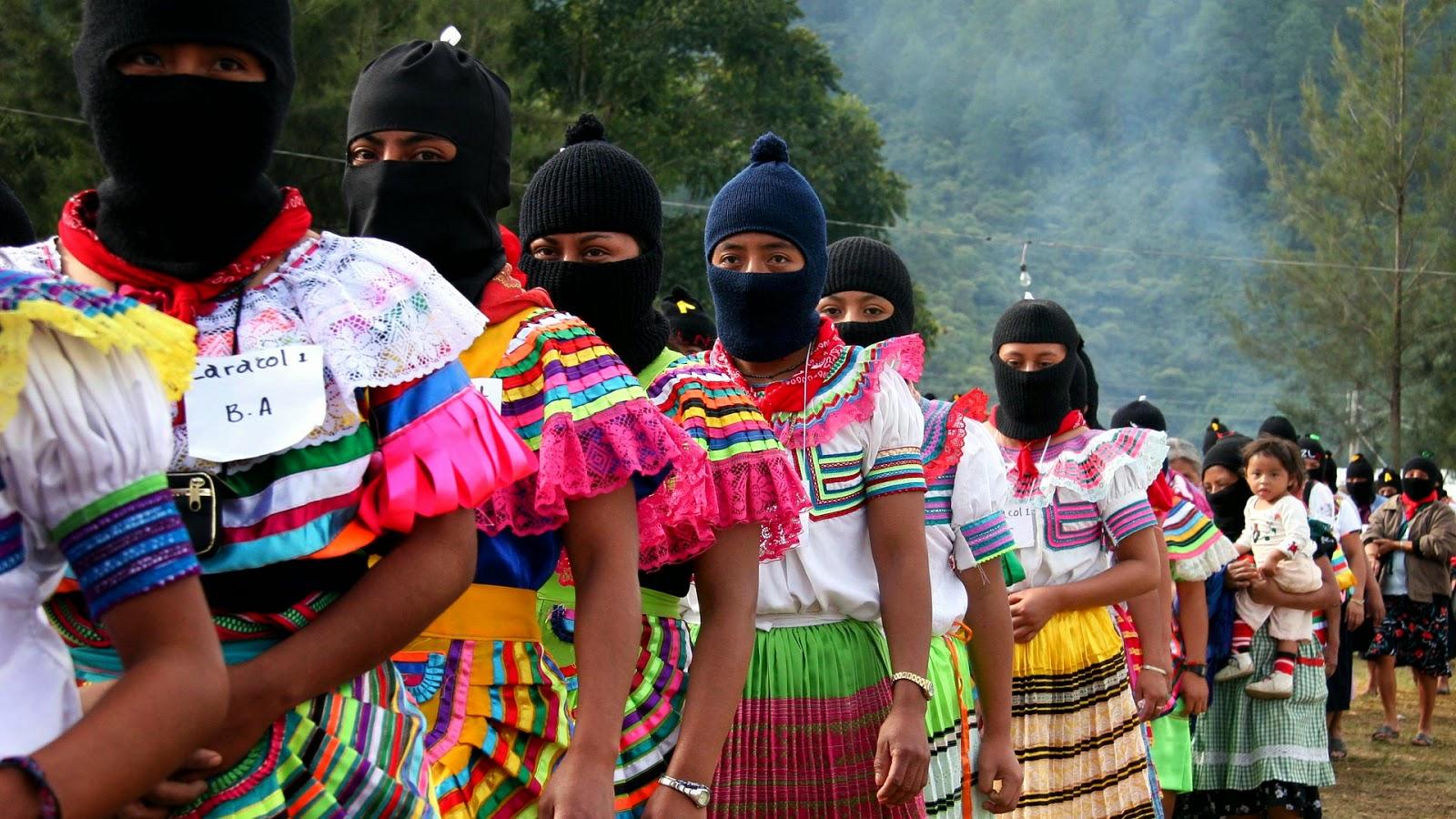EZLN: candidatura independiente rumbo al 2018