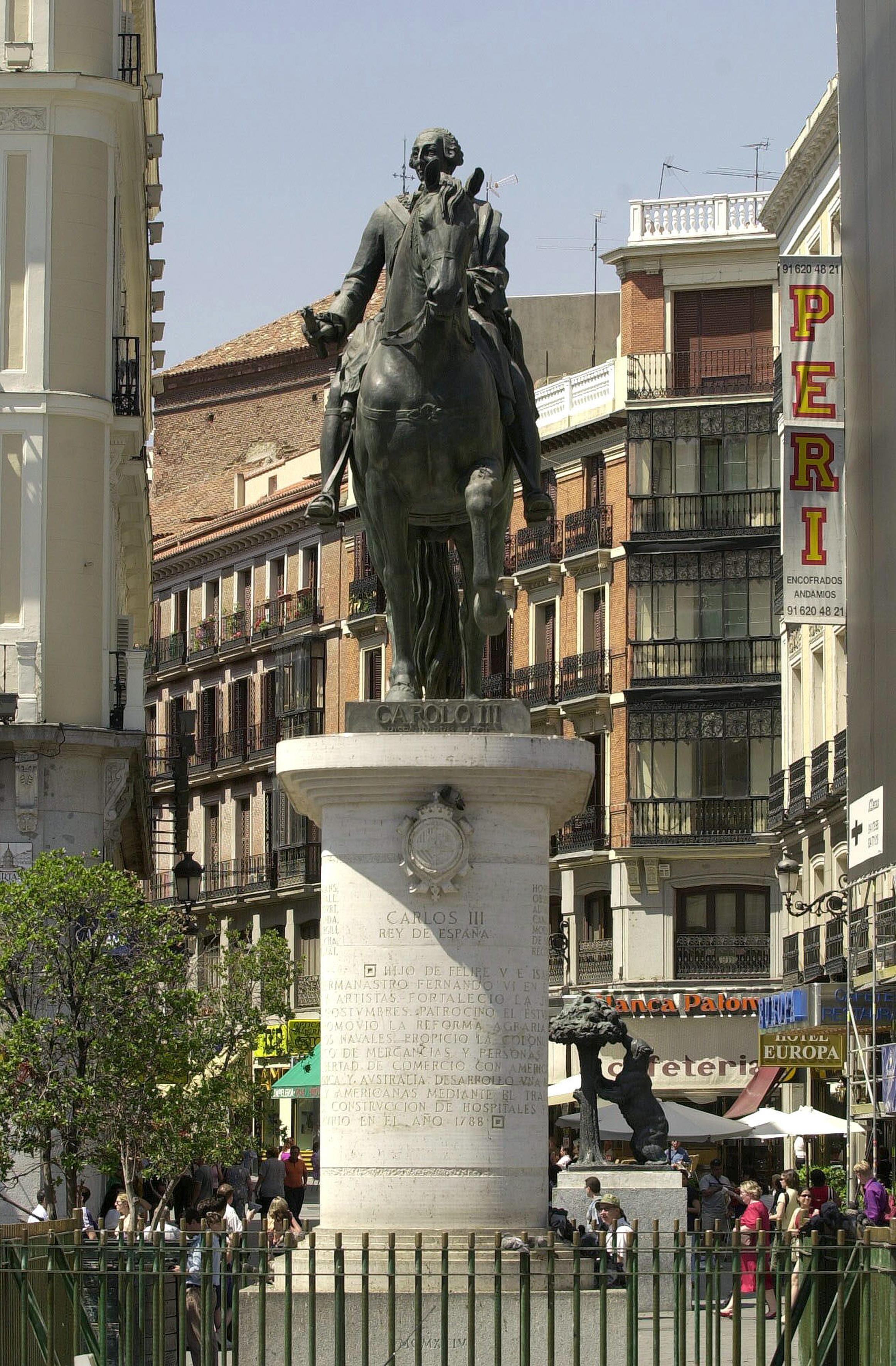 ¿Quién fue Carlos III? y ¿Qué representó a América?