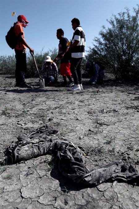 Hallan en Coahuila, más de 600 restos humanos