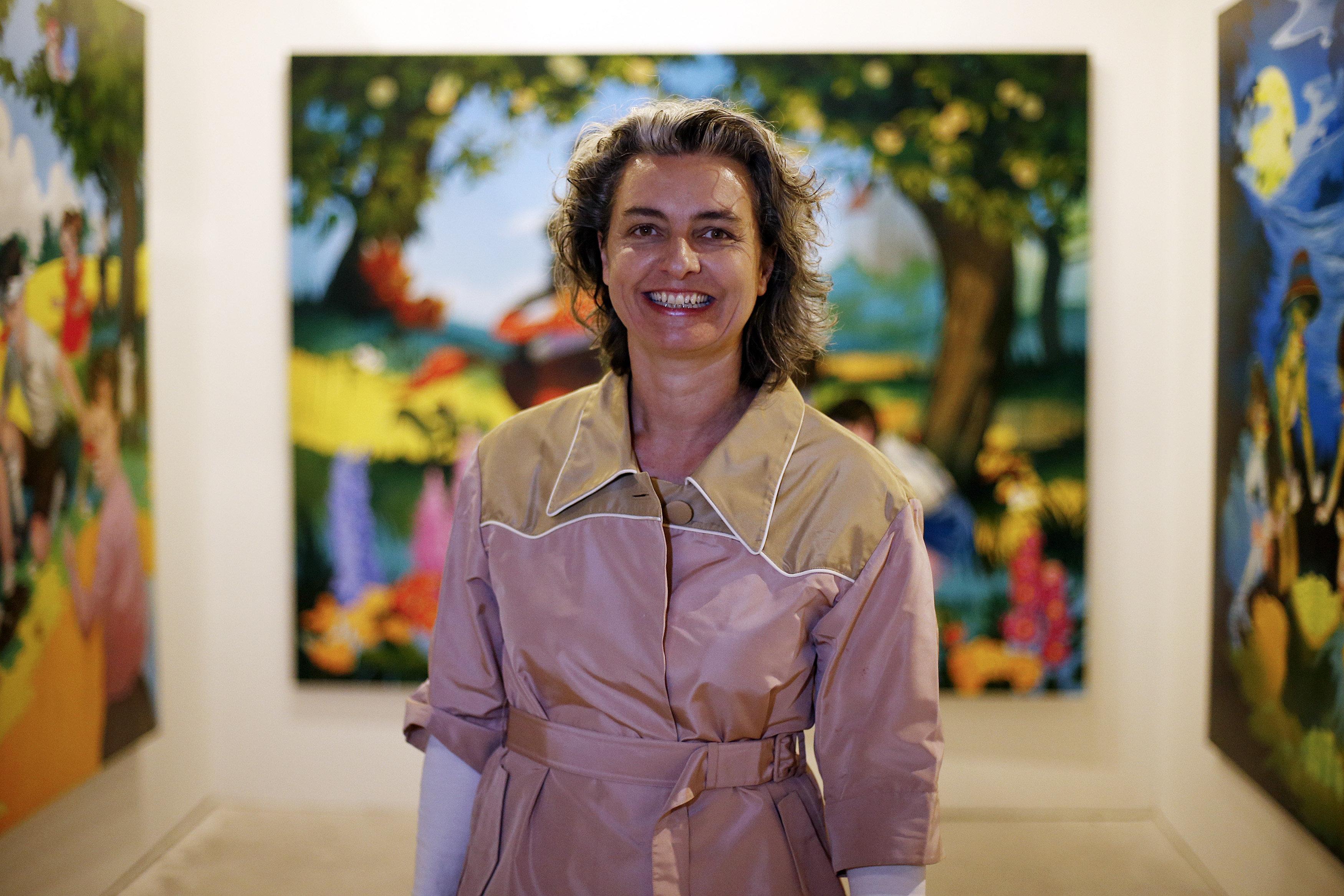 Feria de arte contemporáneo de Chile pone acento en creación latinoamericana