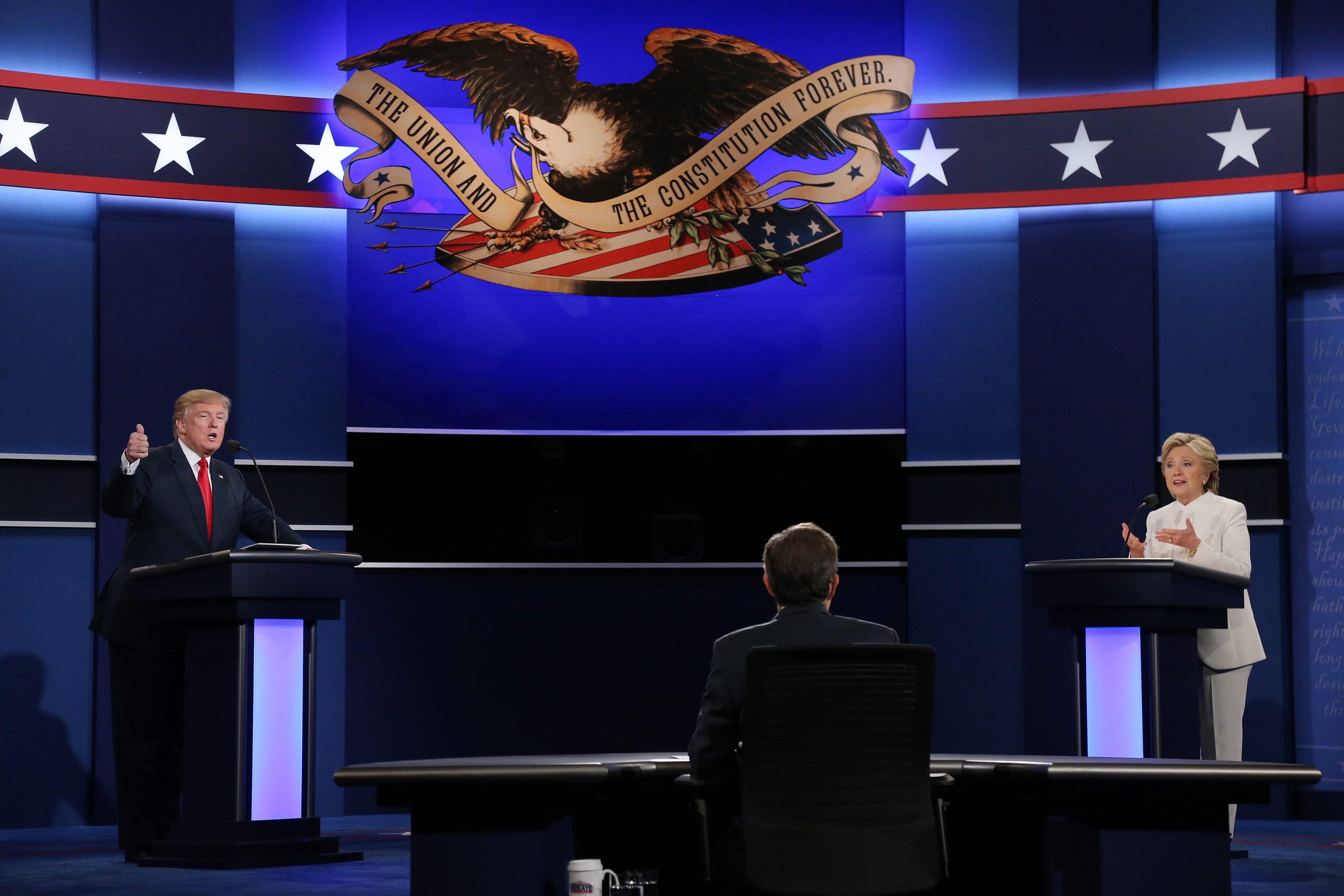 Las frases más destacadas del último debate
