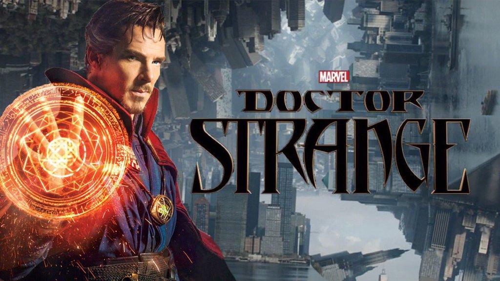 """La ironía y la elegancia del """"Doctor Strange"""""""