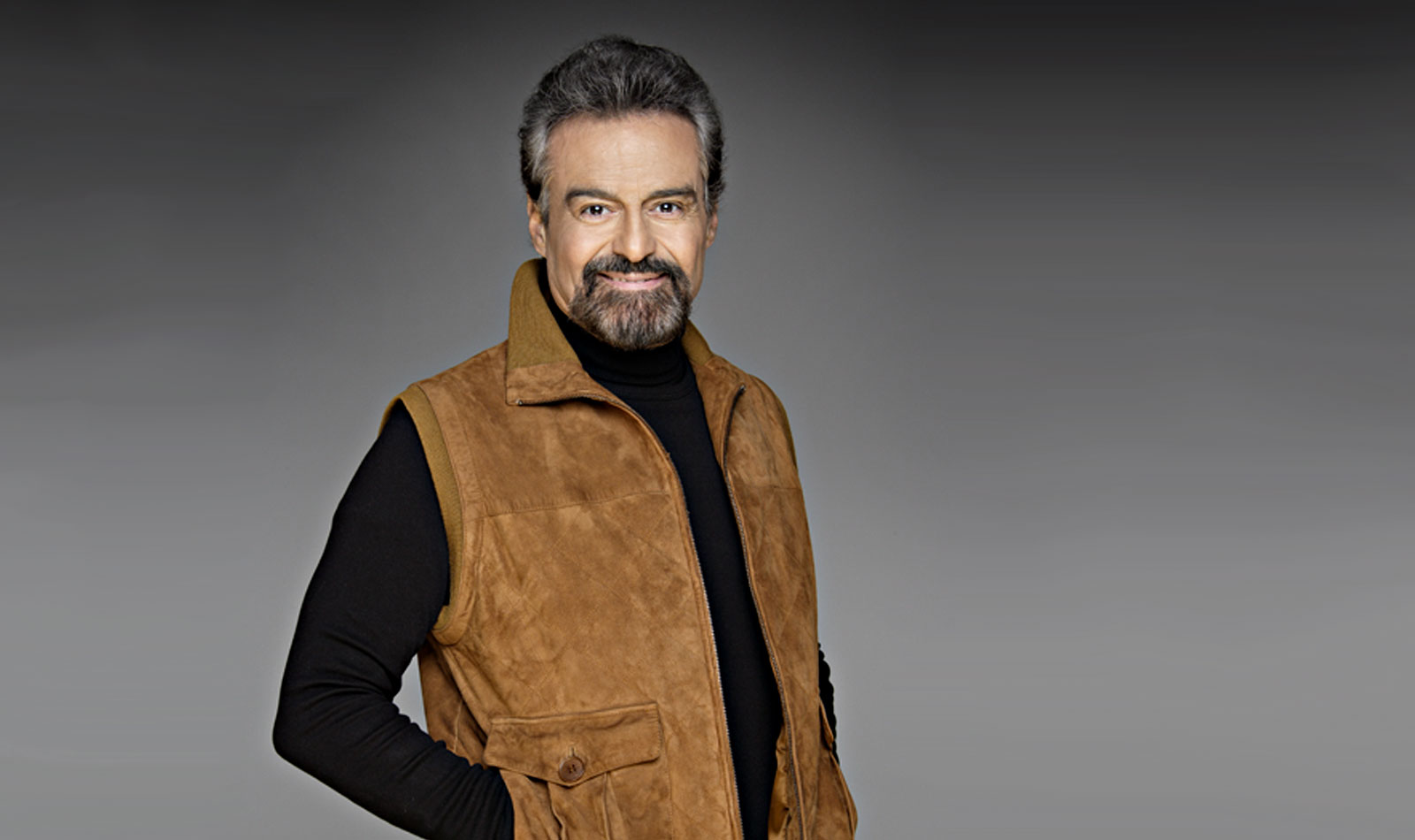 Fallece el actor mexicano Gonzalo Vega a los 69 años de edad