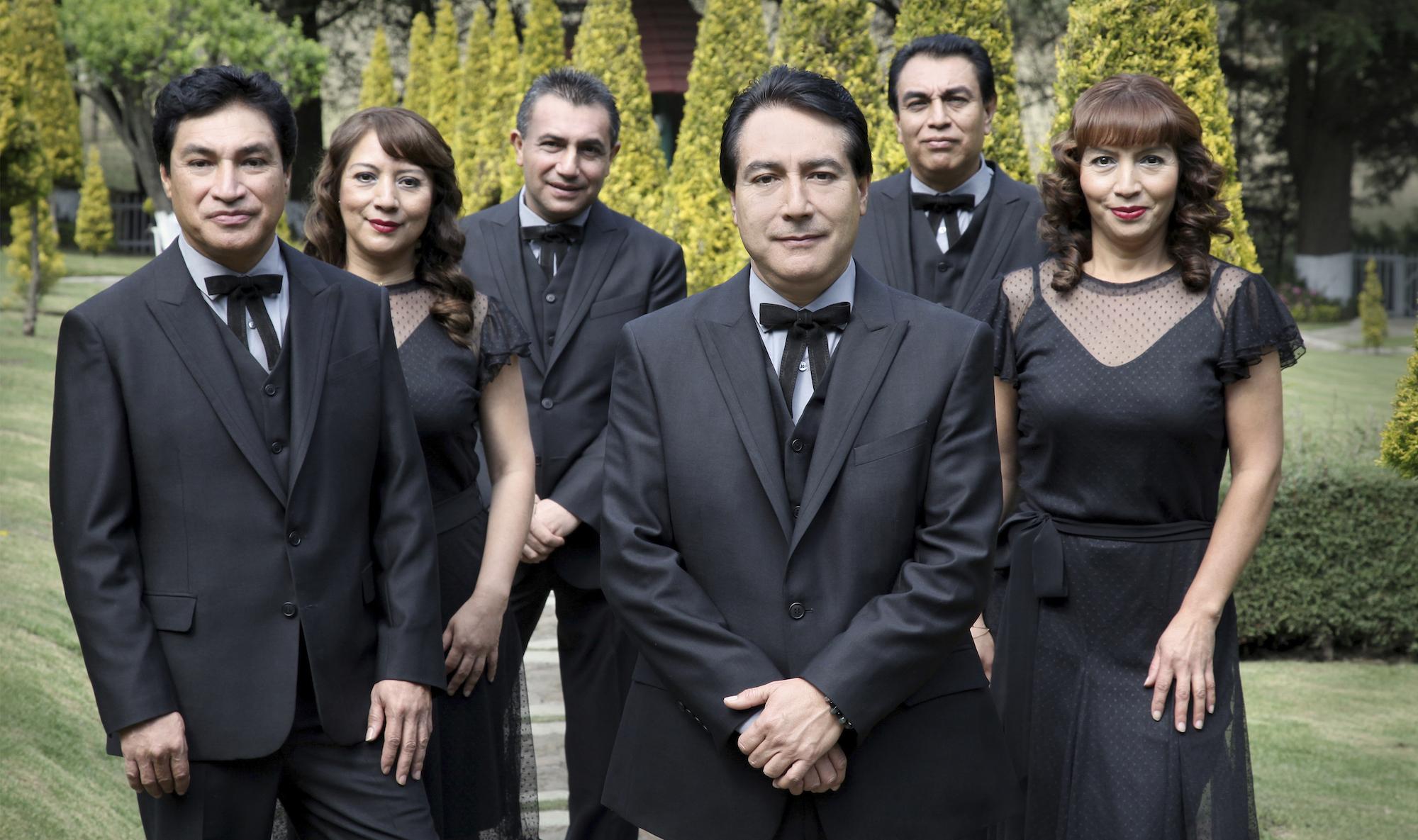 Ángeles Azules cantan cumbias con estrellas iberoamericanas en su nuevo disco