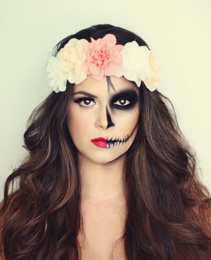 Maquillaje Halloween Tendencia Revista Feel - Maquillaje-halowin