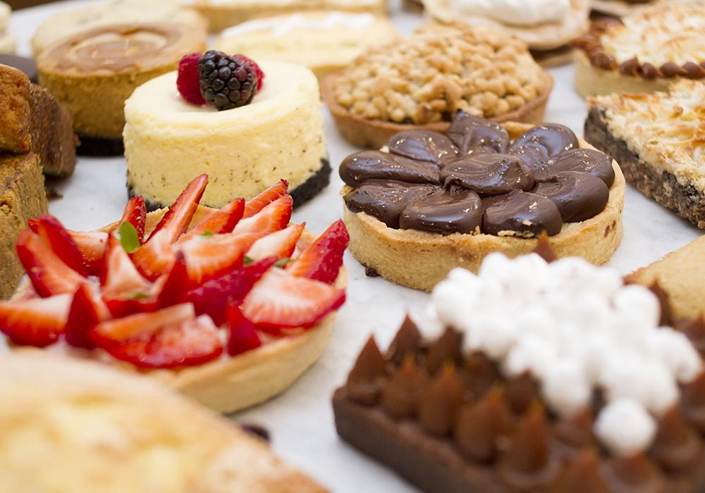 Sanpastel: El cielo de los pasteles