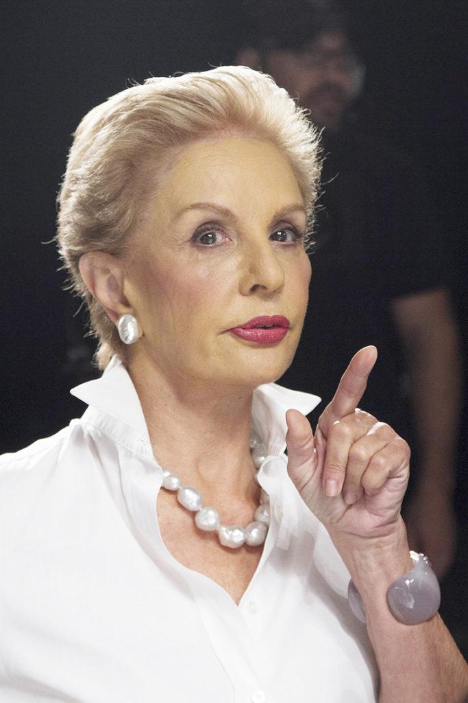 Carolina Herrera 35 Años De Estilo Que Han Marcado La Historia De