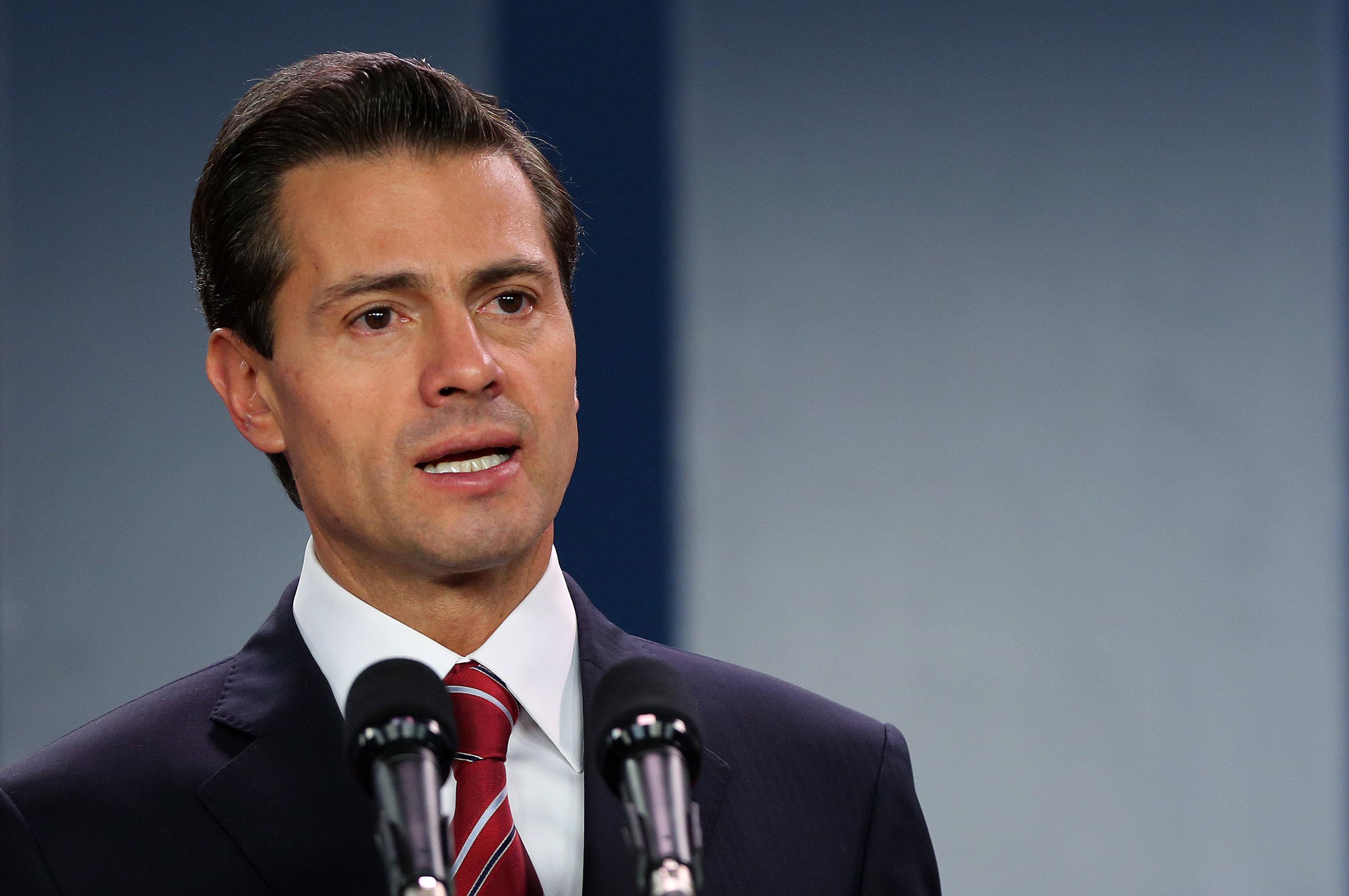 Peña Nieto participará en la ceremonia de despedida de Fidel Castro