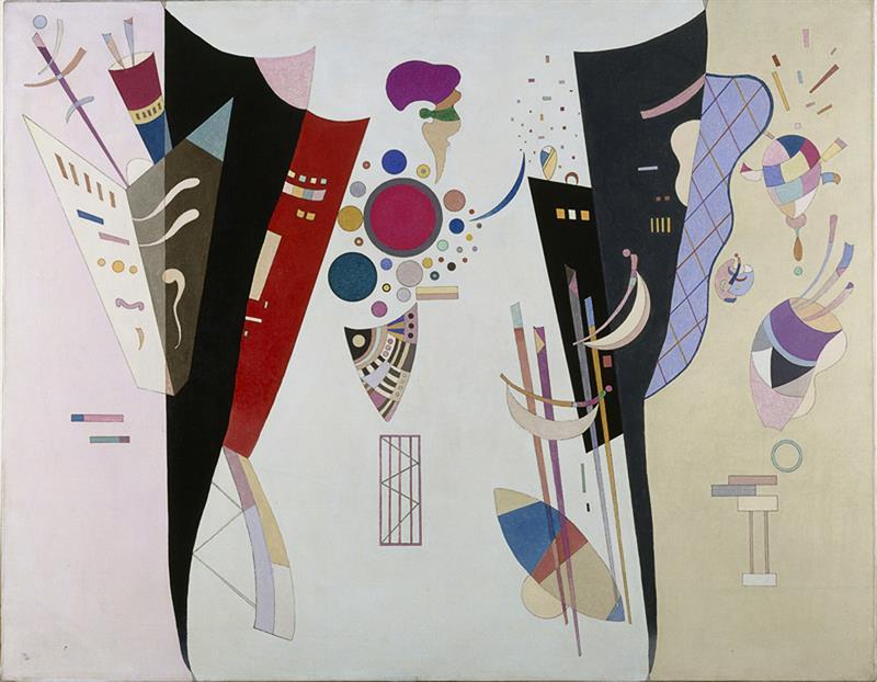 Museo de Grenoble y Kandinsky