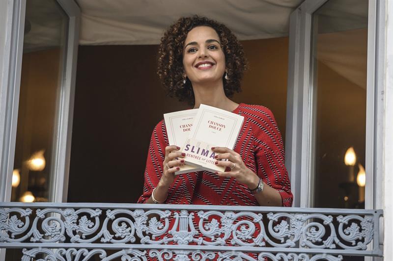El Premio Goncourt para la  periodista y escritora francomarroquí Leïla Slimani