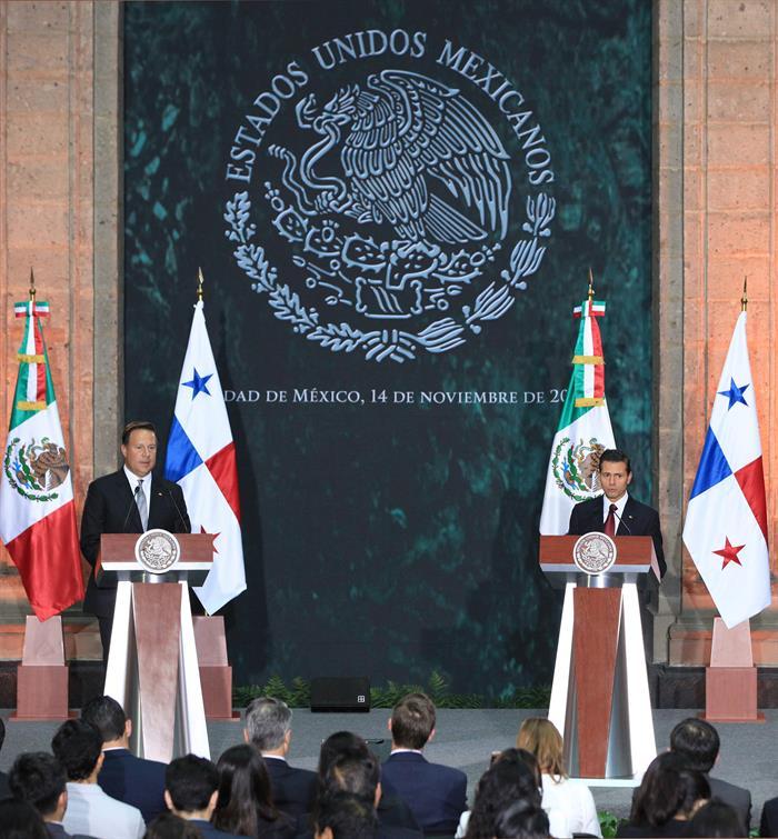 México y Panamá unidos frente a desafíos globales