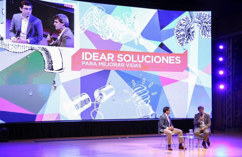 """Idear Soluciones"" foro de mentes creativas para emprendendores de LATAM"