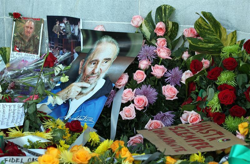 Ausencia de líderes políticos mundiales en el funeral de Fidel Castro