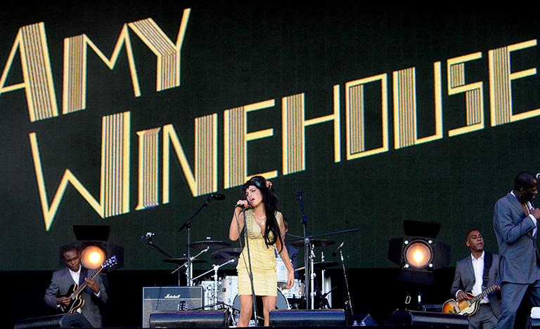 Amy Winehouse la diva británica del jazz y el soul