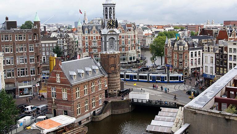 Inicia la Semana del Arte de Amsterdam