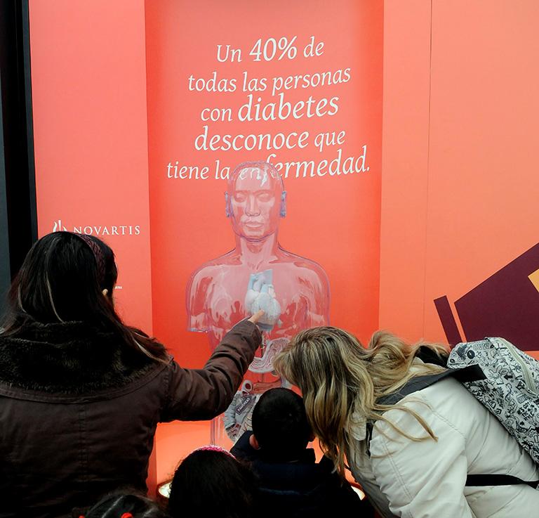 Diabetes: enfermedad silenciosa va en aumento