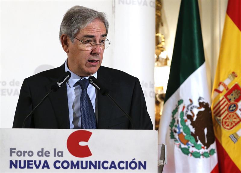 """Juan Francisco Ealy  presidente del Universal de México plantea la """"Organización de Medios Unidos"""" contra el crimen organizado"""