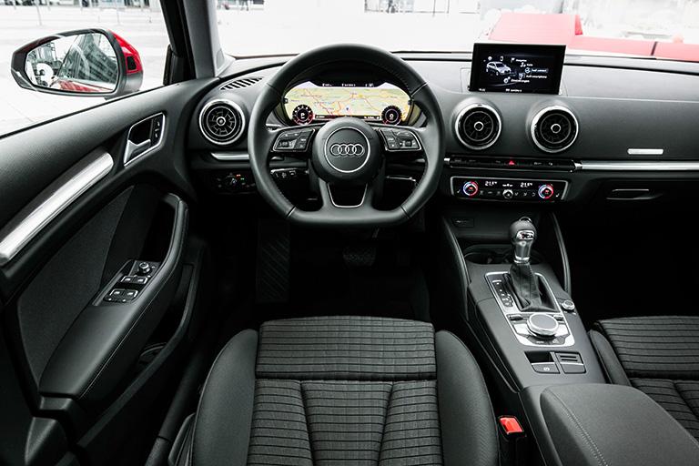 Interior del nuevo Audi A3 Sportback 1.4 TFSI COD S Tronic