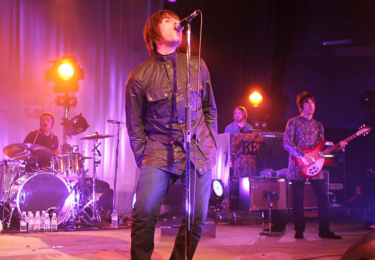 Oasis: los reyes del Britpop