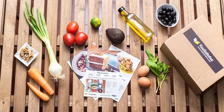 Kit gastrónomico nueva tendencia gourmet a domicilio