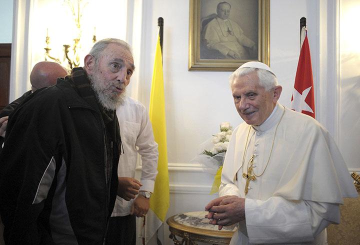 El último comandante llamado Fidel Castro
