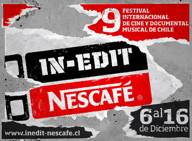 In-Edit festival de cine musical en Chile