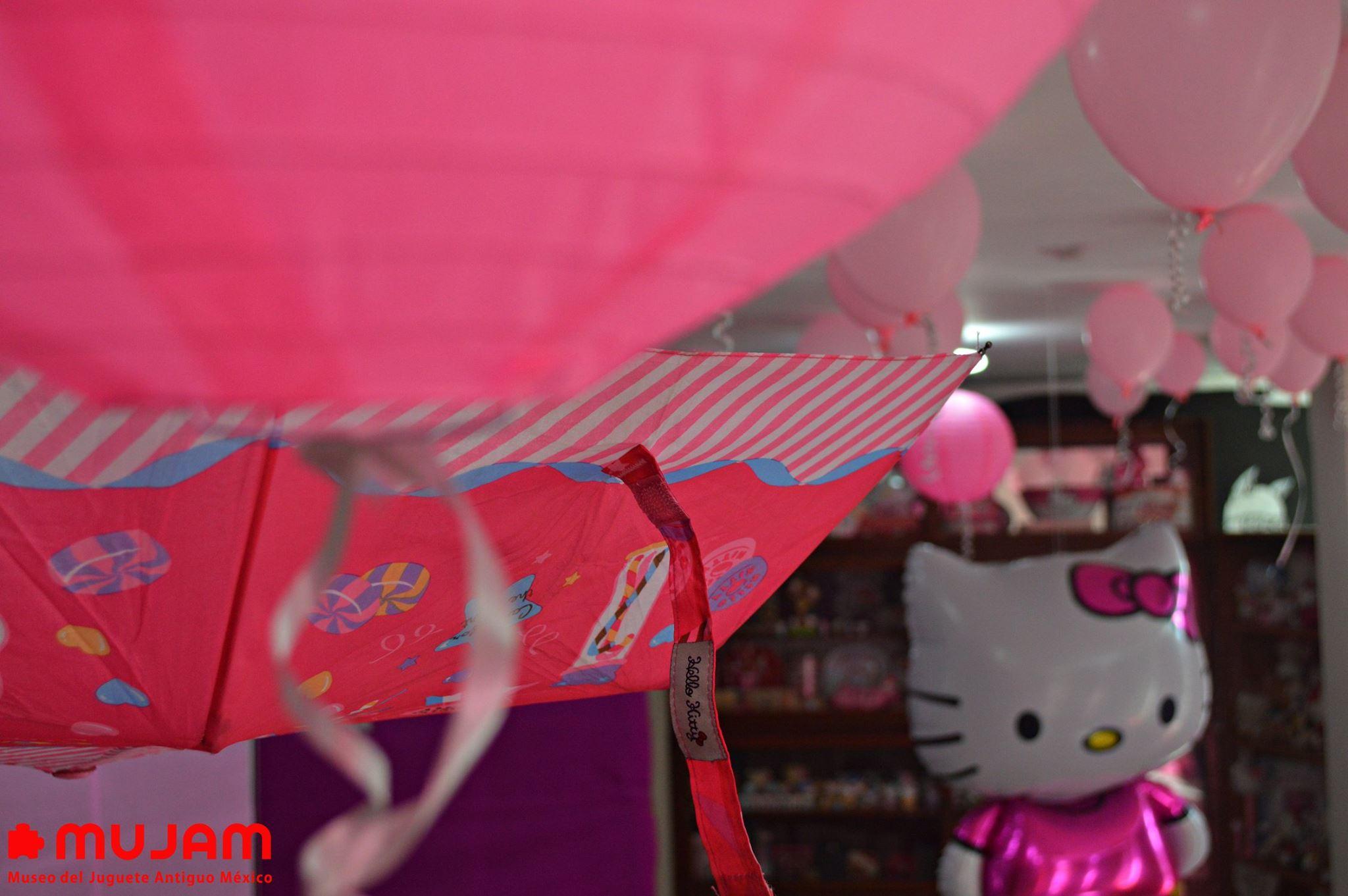 Llega a México exposición dedicada a Hello Kitty
