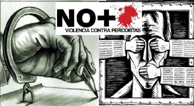 Impunidad y aumento de agresiones a periodistas en México