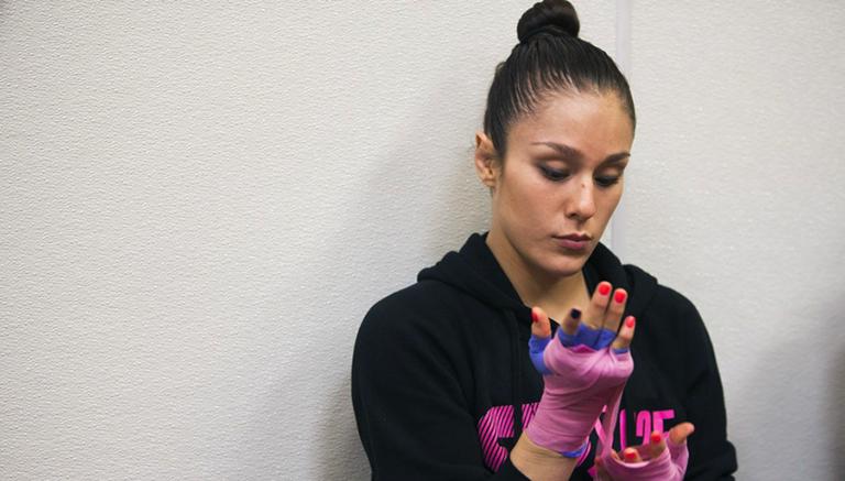 UFC: Alexa Grasso