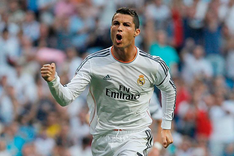 El año de oro para Cristiano Ronaldo