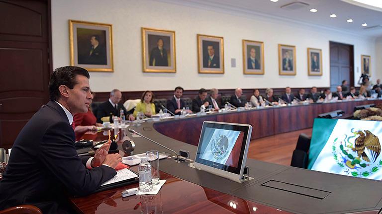 México: pendientes relevantes