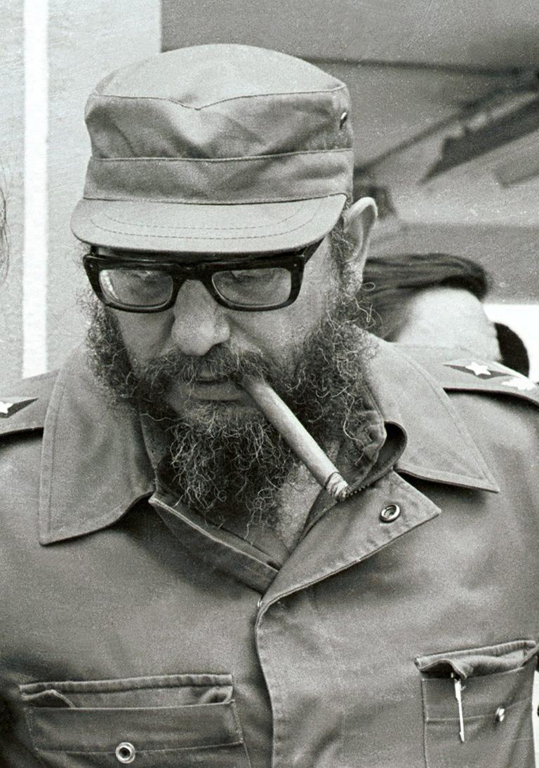 Los enemigos de Fidel Castro en el mundo