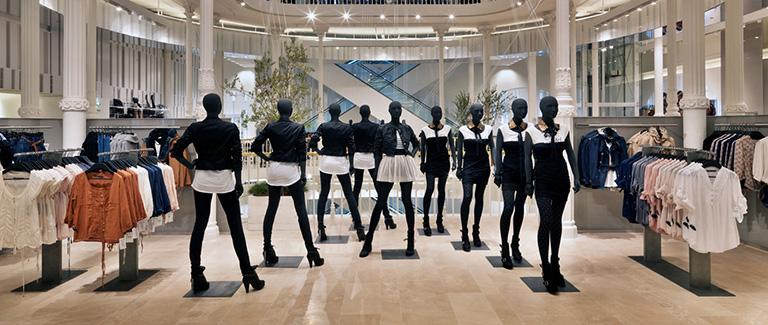 Grandes marcas españolas de ropa en el ojo del fisco