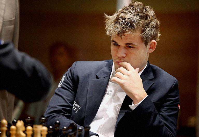 Magnus Carlsen campeón mundial de ajedrez