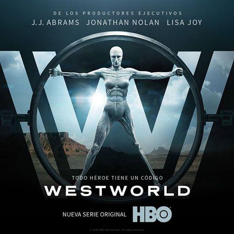 Maratón de WESTWORLD por HBO PLUS PANREGIONAL