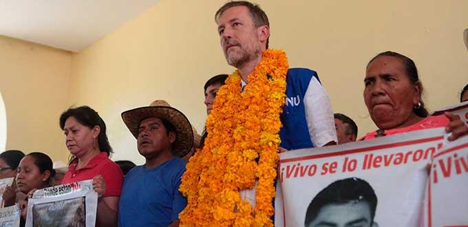 Hay una 'dramática' crisis de violencia en Guerrero: ONU