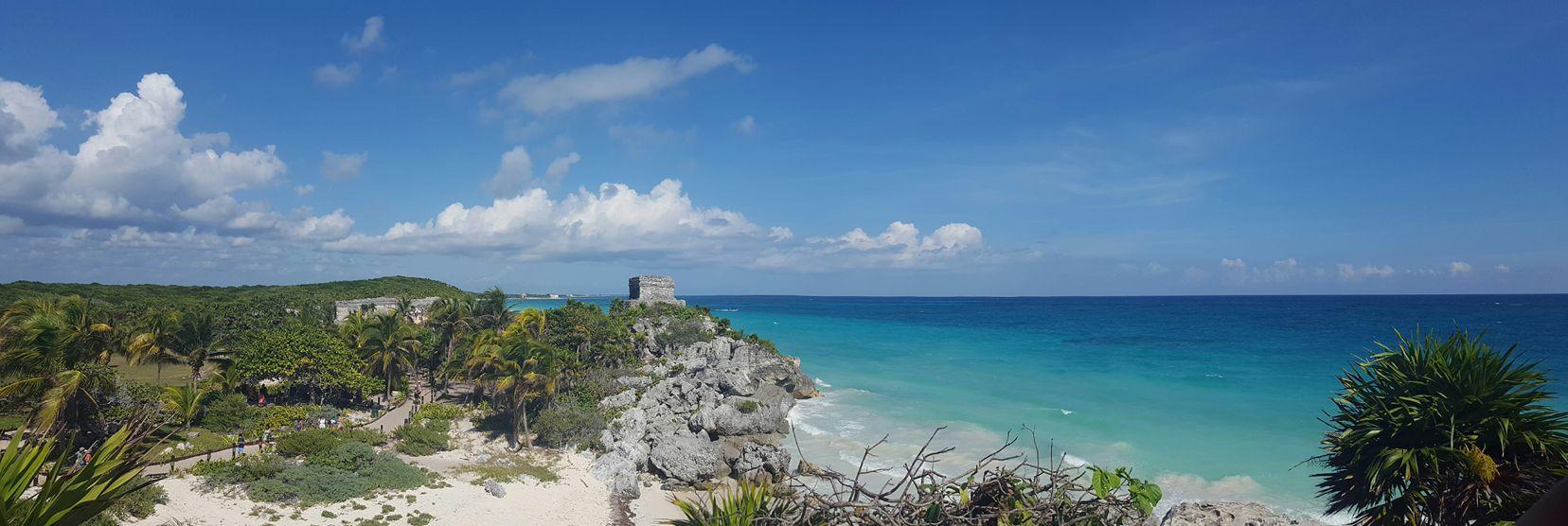 Las mejores playas del caribe mexicano