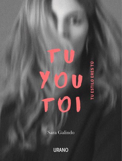 Sara Galindo lanza su primer libro