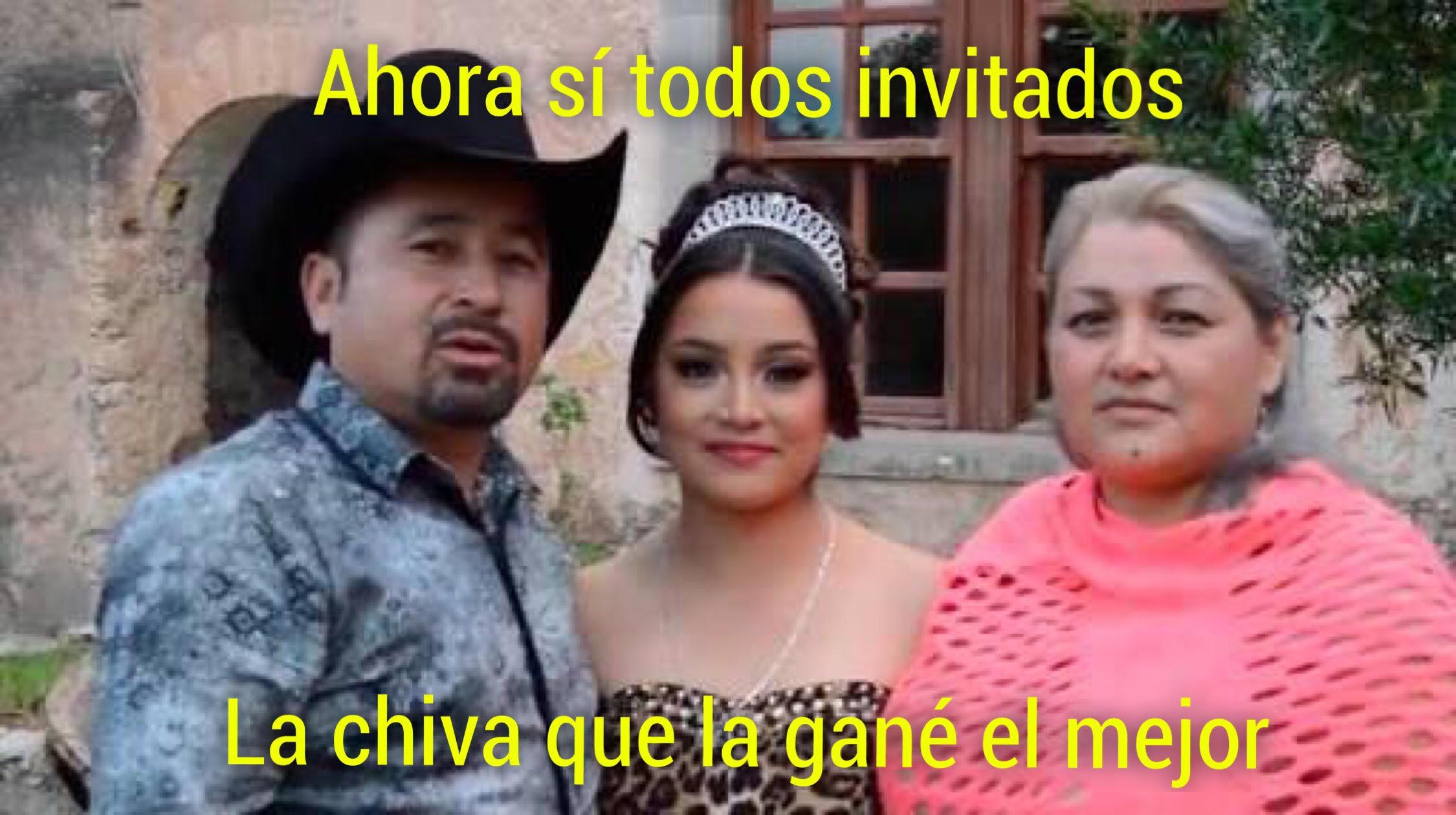Estamos invitados a los XV de Rubí: Siempre sí se hace el guateque