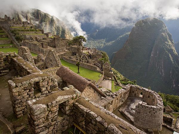 El culto al agua en Machu Picchu