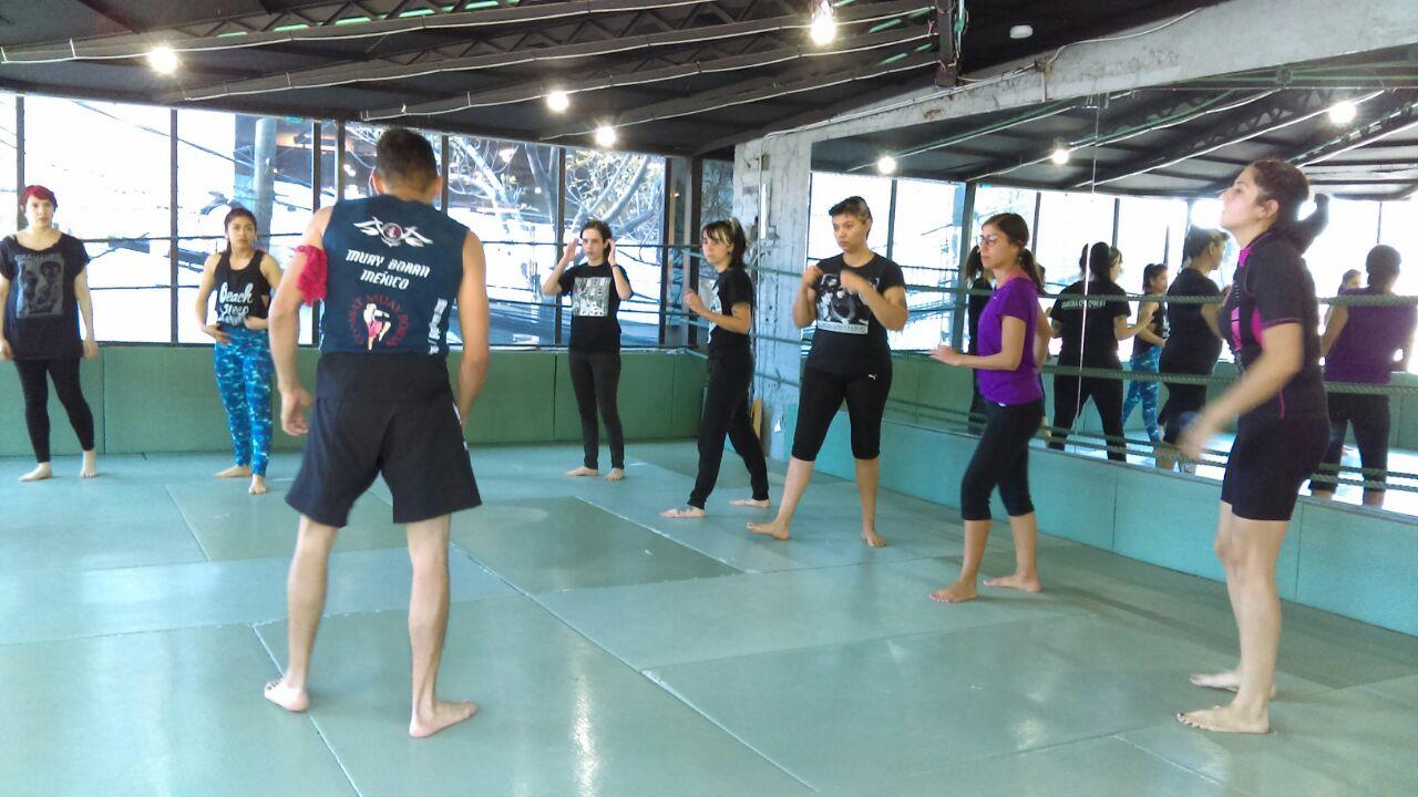 Seminario de defensa personal para mujeres en Bujutsu
