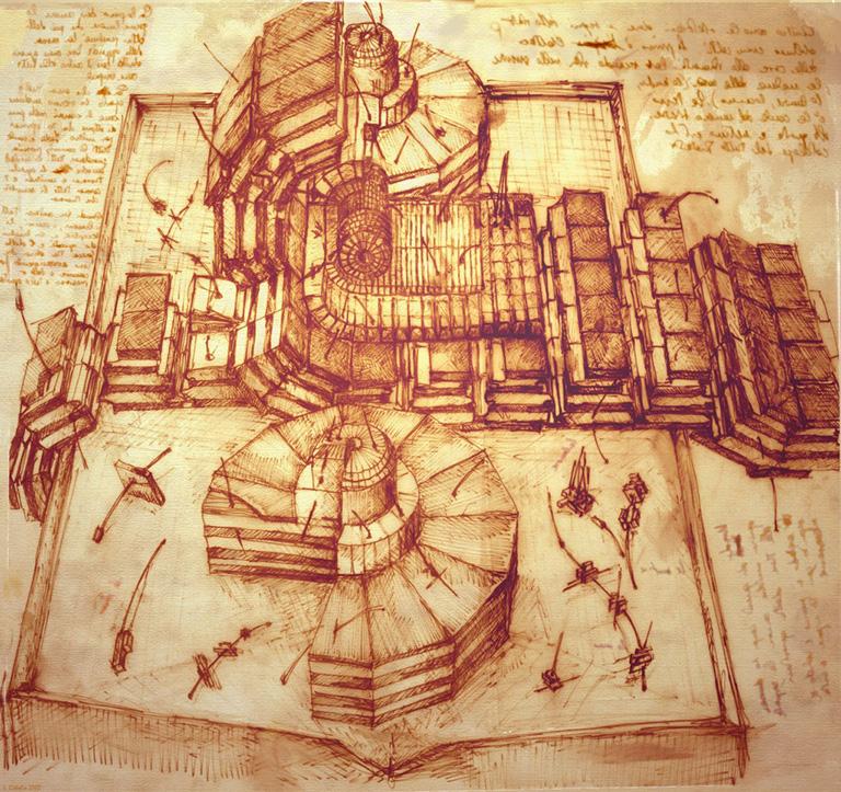 Leonardo Da Vinci: precursor de las ciencias - Revista Feel