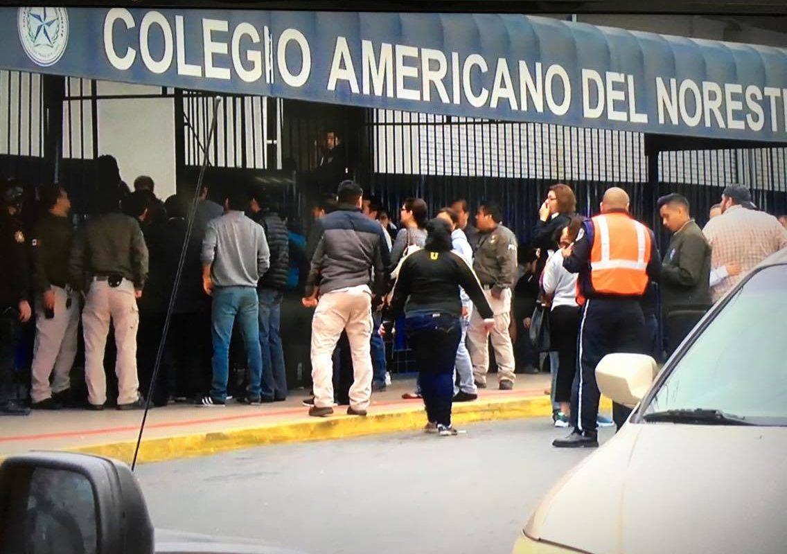 Niño de 12 años abre fuego en Monterrey