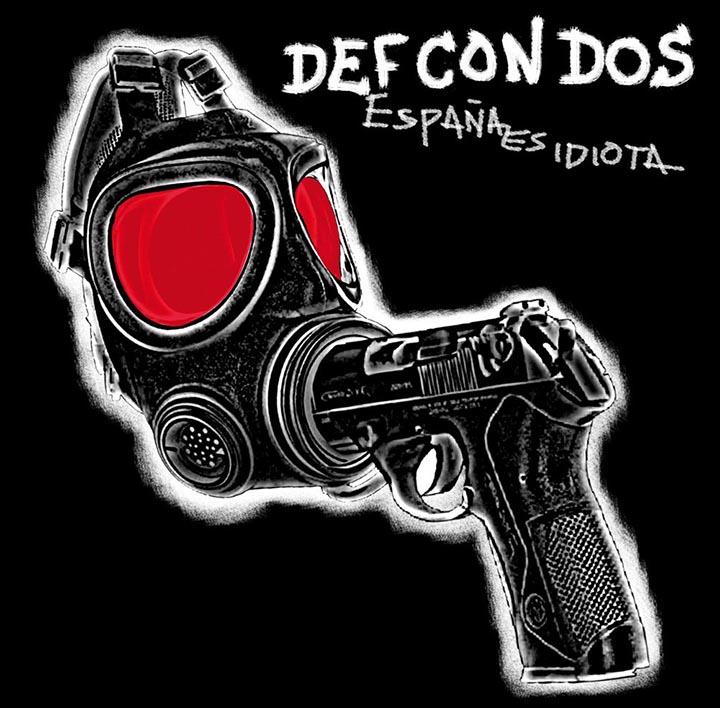1 año de cárcel para el vocalista de DEF CON DOS