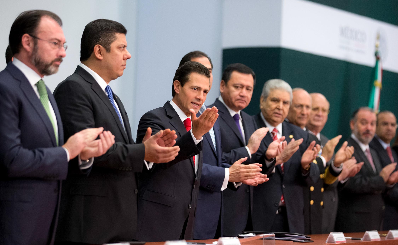 Gobierno mexicano se pronuncia en Materia de Relaciones Exteriores con EUA