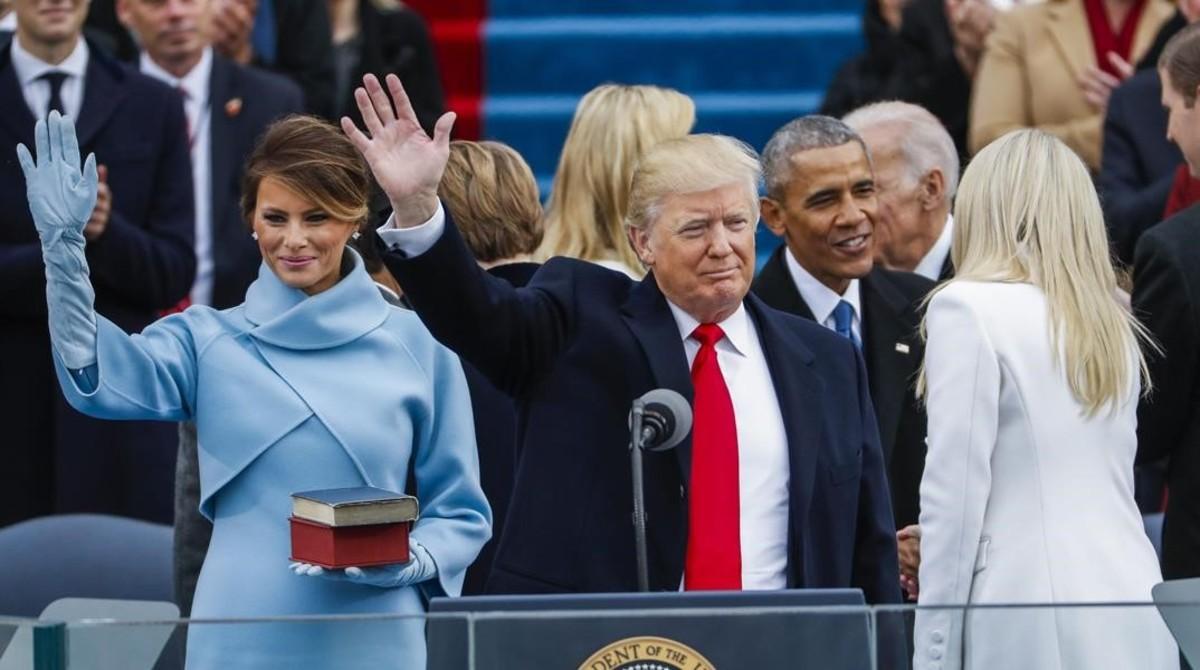 Toma de posesión de Donald Trump ¿a gobernar un imperio hegemónico o una sociedad decadente?