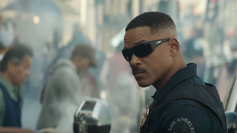 BRIGHT protagonizada por Will Smith llega a Netflix